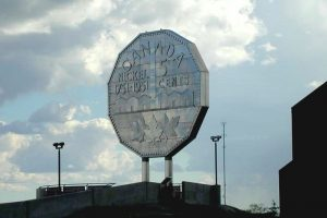 Big Nickel in Sudbury