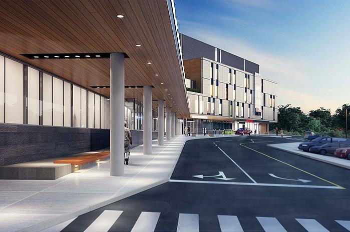 Cambridge Hospital in Cambridge Ontario