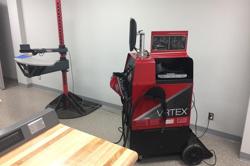 Lincoln VRTex 360 VR Welding Machine