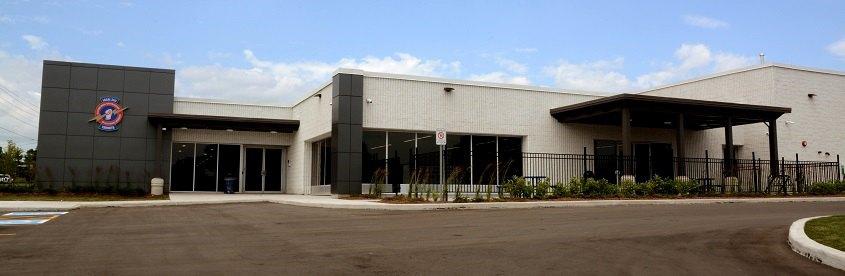 IBEW Local 353 training hall