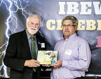 Doug Richards and Darrell Bauman