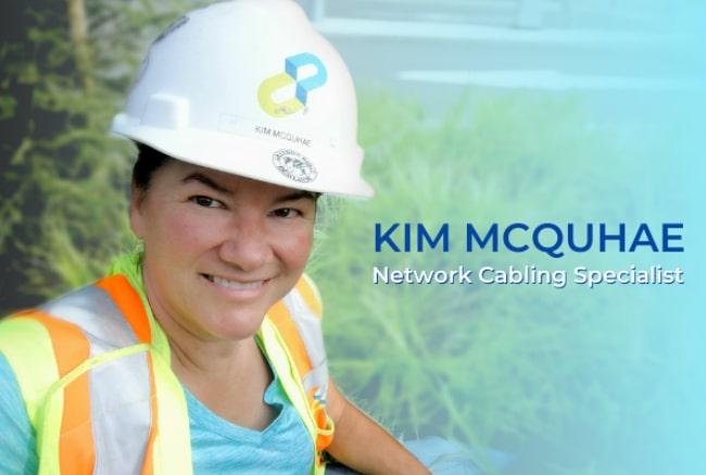 Kim McQuhae